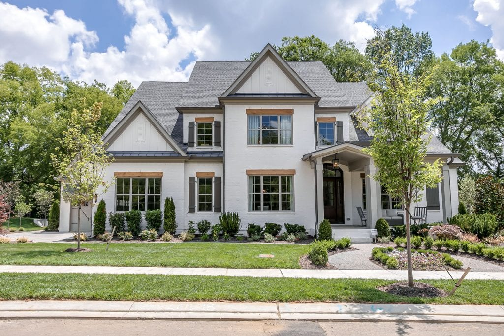 Luxury homes built by Turnberry Homes, a Premier Builder of Luxury Dream Home Plans in Nashville TN