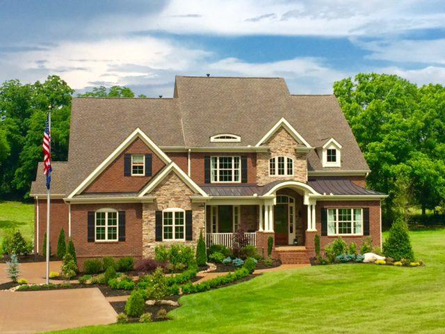 Kingsbridge L GA Model - High-end home builders for luxury homes - luxury home builder   Nashville, TN