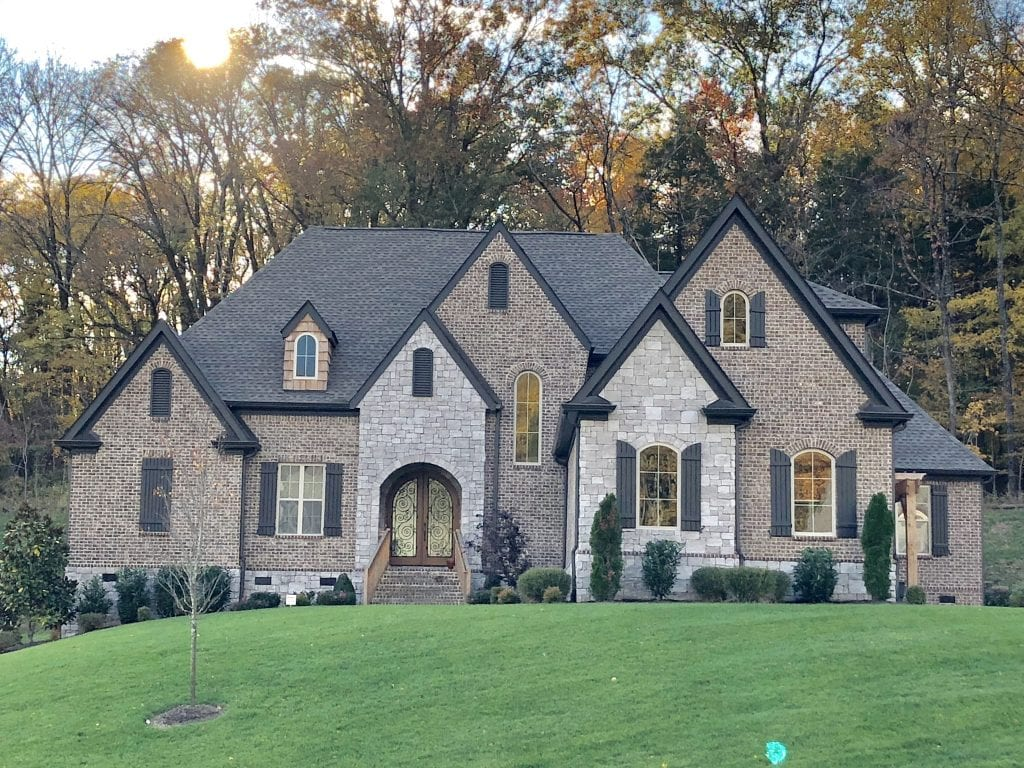 Southampton luxury dream home plans Nashville TN