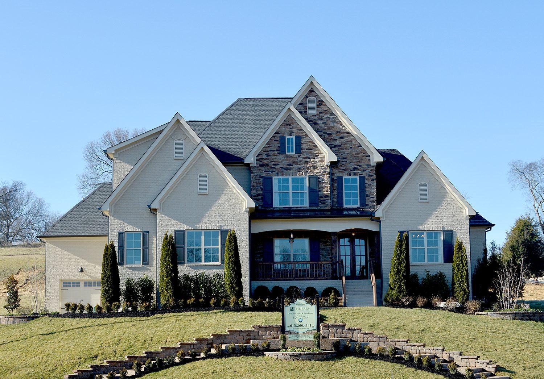 The Farm Model - High-end home builders for luxury homes - luxury home builder   Nashville, TN