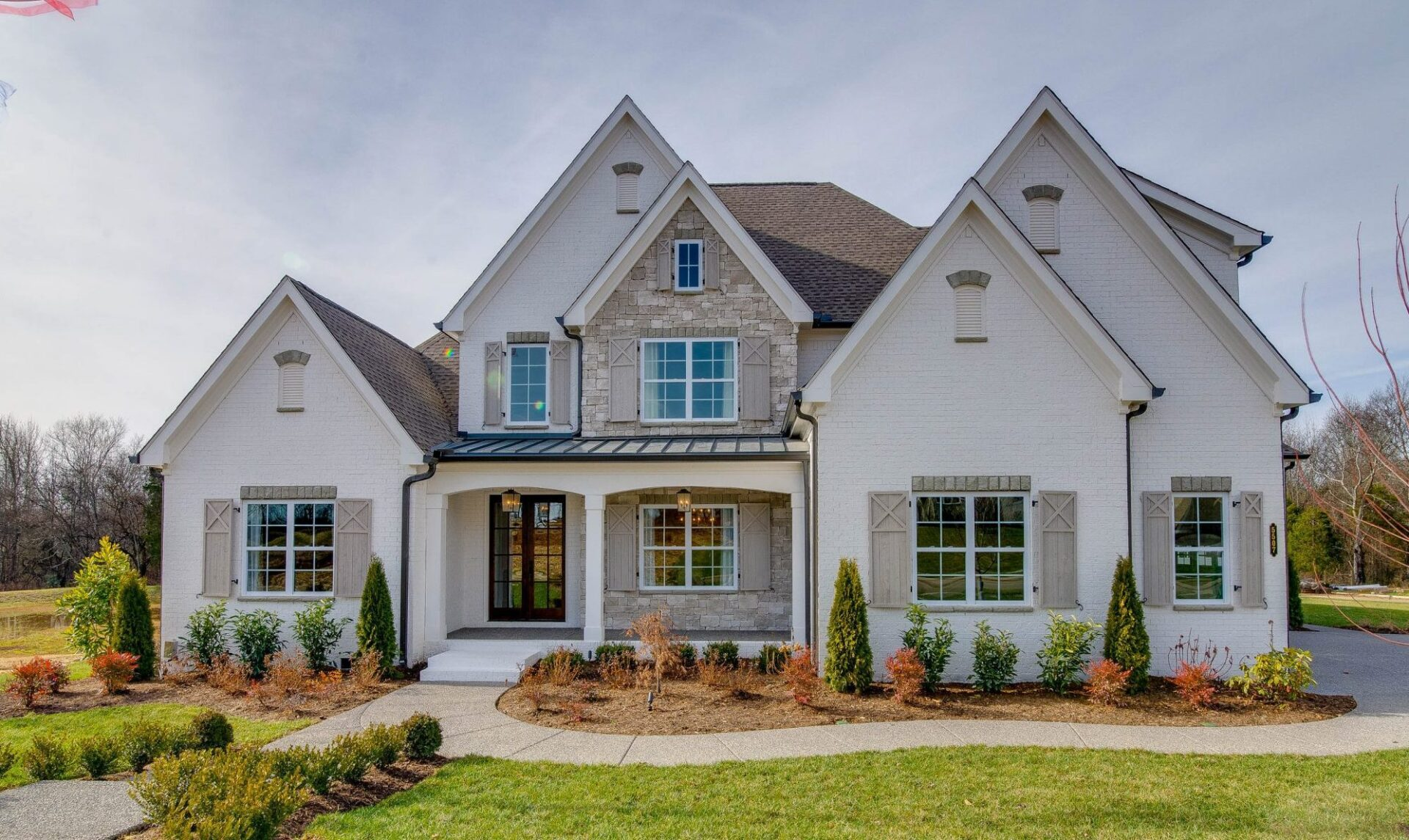 Nottingham A - High-end home builders for luxury homes - luxury home builder | Nashville, TN