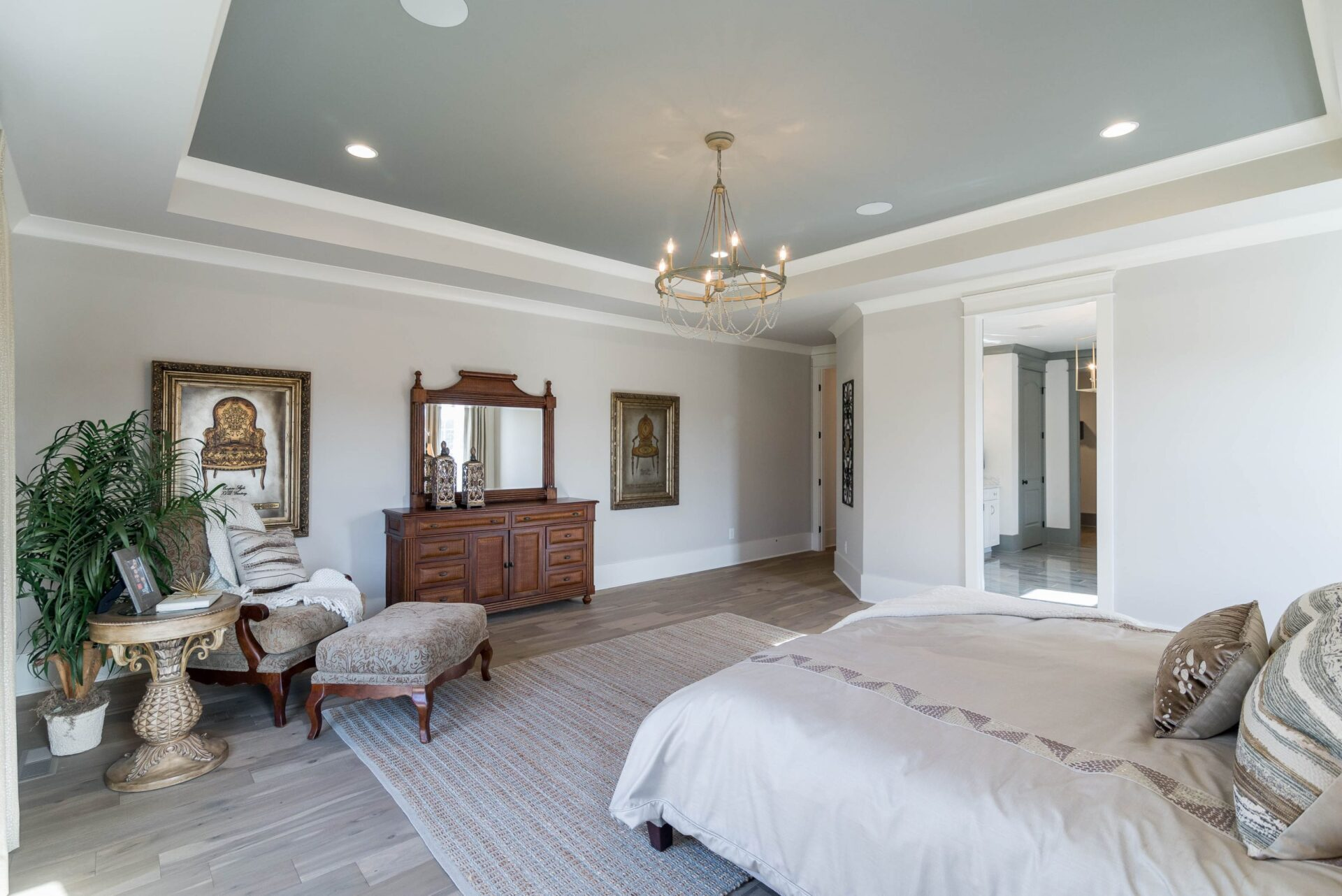 Bedroom and luxury dream home plans Nashville TN