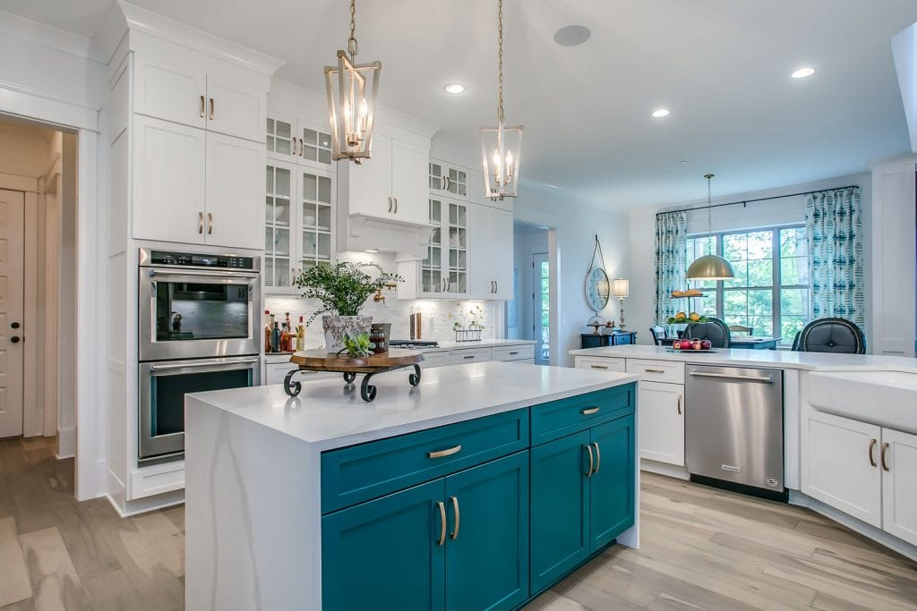 Kitchen and luxury dream home plans Nashville TN