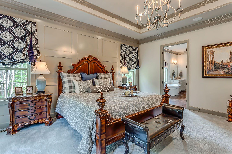 Luxury Master Suite Floor Plans - Turnberry Luxury Home Builder | Nashville, TN