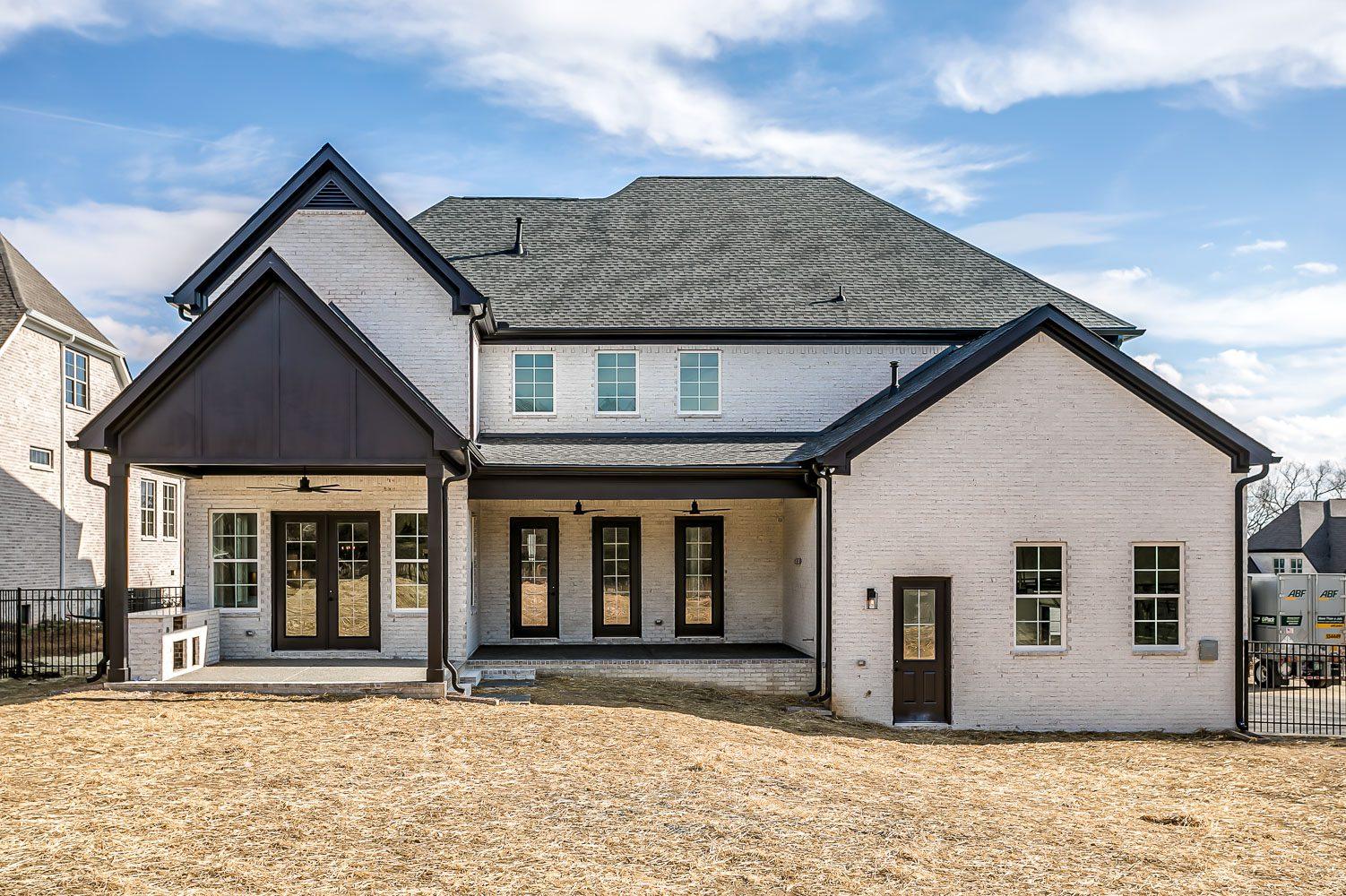 Luxury Homes by an Elegant Home Designer, Turnberry Homes in Nashville TN