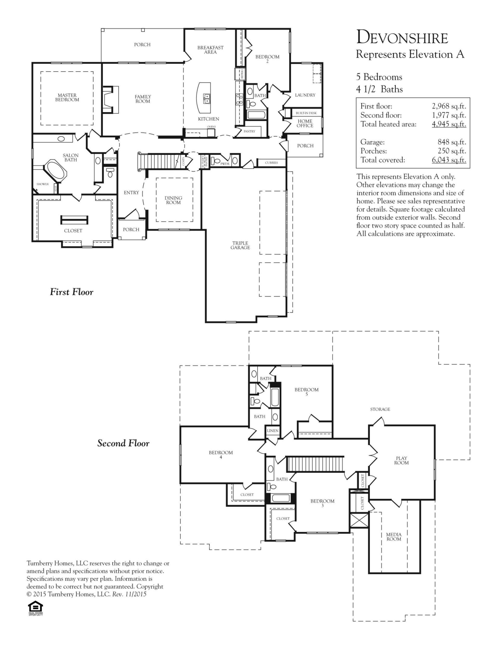 Devonshire Luxury Dream Home Plans - Luxury Homes   Nashville, TN