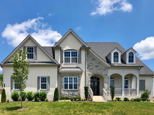 Luxury House Plans - Turnberry Luxury Home Builder   Nashville, TN