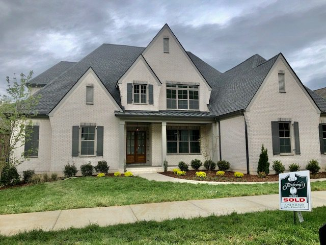 Sold - Premier, High-end home builders for luxury homes - luxury home builder   Nashville, TN